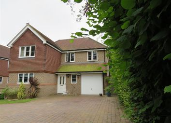 Thumbnail 4 bed detached house to rent in Cherry Way, Felbridge, East Grinstead