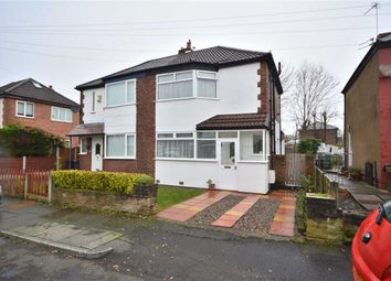 Thumbnail 3 bed semi-detached house for sale in Noreen Avenue, Prestwich