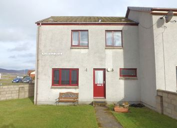 Thumbnail 3 bed end terrace house for sale in 2 Muirfield Drive, Brora