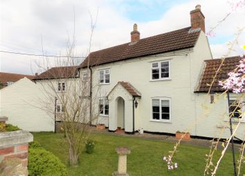 Thumbnail 3 bed cottage for sale in Post Office Lane, Redmile, Nottingham
