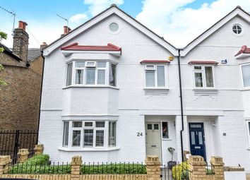 Thumbnail 4 bedroom semi-detached house for sale in Wallorton Gardens, London