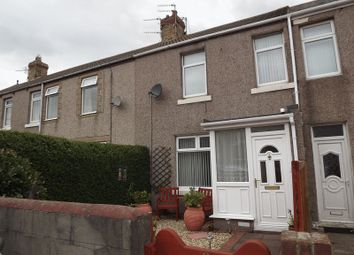 Thumbnail 3 bed terraced house to rent in Lynwood Avenue, Newbiggin-By-The-Sea