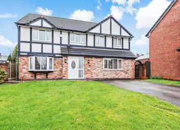 4 bed detached house for sale in Falconwood Chase, Worsley, Manchester M28