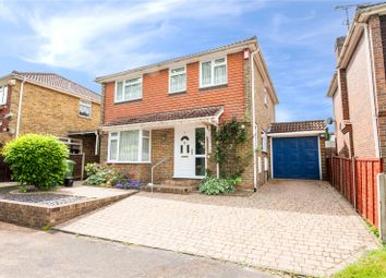 Thumbnail 4 bed detached house for sale in Wickham Close, Newington, Kent
