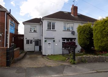 Thumbnail 4 bed semi-detached house for sale in Brookvale Avenue, Codnor, Ripley, Derbyshire