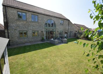 Thumbnail 4 bedroom barn conversion for sale in Main Street, Little Smeaton, Pontefract