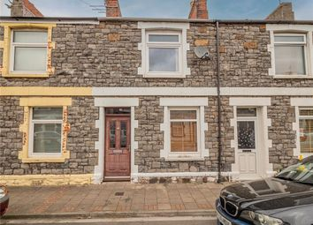 Thumbnail 2 bed terraced house for sale in Howard Street, Splott, Cardiff