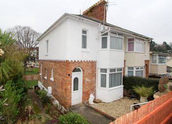Thumbnail 3 bed end terrace house for sale in The Reeves Road, Chelston, Torquay