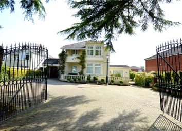 Thumbnail 6 bed detached house for sale in Cyncoed Road, Cyncoed, Cardiff