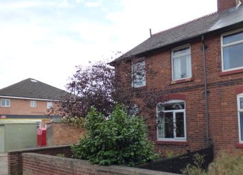Thumbnail 3 bed end terrace house for sale in Station Road, Bagworth, Leicester