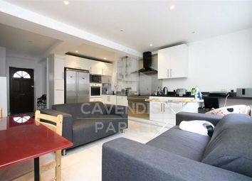 Thumbnail 4 bed mews house to rent in Canfield Gardens, South Hampstead, London