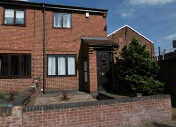 Thumbnail 2 bedroom end terrace house for sale in Lea Road, Gainsborough