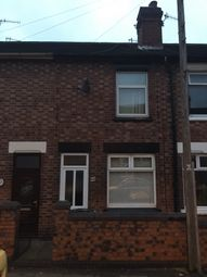 Thumbnail 2 bed terraced house to rent in Argyll Road, Stoke-On-Trent