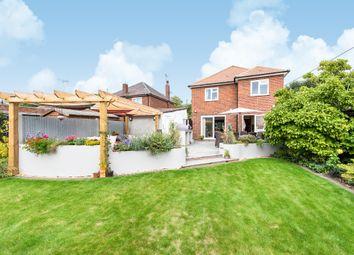 Thumbnail 4 bedroom detached house for sale in Frimley Road, Ash Vale, Aldershot
