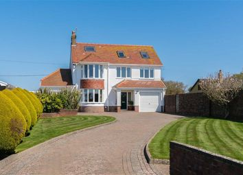 Thumbnail 6 bed detached house for sale in Southgate Road, Southgate, Swansea
