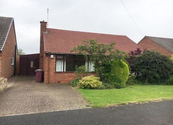Thumbnail 3 bed bungalow to rent in Frances Drive, Wingerworth