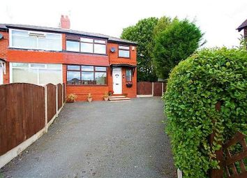 Thumbnail 3 bed semi-detached house for sale in Malvern Close, Prestwich, Manchester