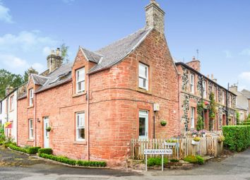 Thumbnail 2 bed terraced house for sale in Causewayend, Jedburgh