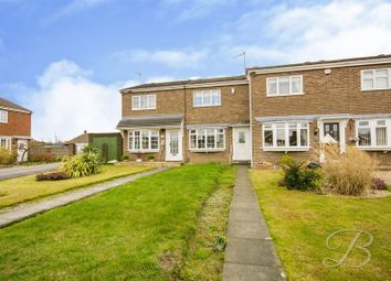 Thumbnail 2 bed terraced house for sale in Windsor Drive, Warsop, Mansfield