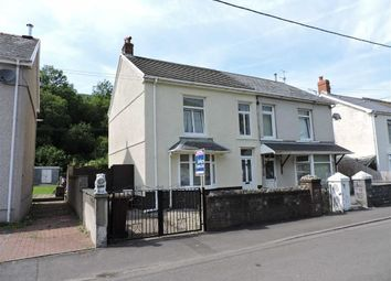 Thumbnail 3 bed semi-detached house for sale in Hodgsons Road, Godrergraig, Swansea