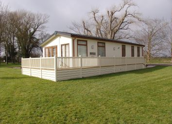 Thumbnail 2 bed mobile/park home for sale in Old Romney, Romney Marsh