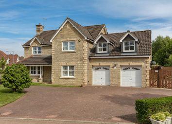 Thumbnail 5 bed detached house for sale in 111 Whitehaugh Park, Peebles