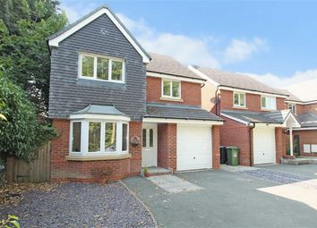 Thumbnail 4 bed detached house for sale in Heritage Way, Llanymynech