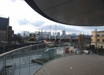 Thumbnail 2 bed flat for sale in Park Vista Tower, 5 Cobblestone Square, Wapping, London