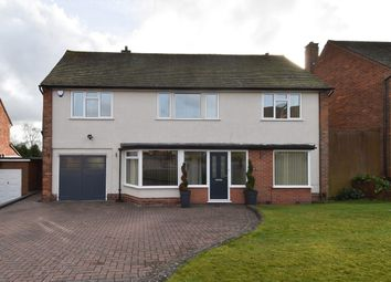 Thumbnail 5 bed detached house for sale in Bryony Road, Birmingham