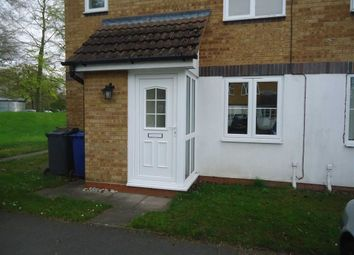 Thumbnail 1 bed flat for sale in Fairway, Burton On Trent, Staffordshire
