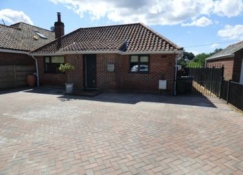 Thumbnail 4 bedroom detached bungalow for sale in Lodge Lane, Old Catton, Norwich
