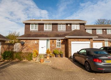 Thumbnail 4 bed detached house for sale in Rustic Park, Telscombe Cliffs