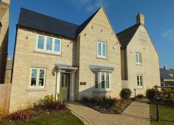 Thumbnail 4 bed detached house for sale in Blackberry Walk, London Road, Cirencester