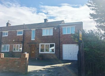 Thumbnail 4 bed end terrace house for sale in St Stephens Square, Acomb, York