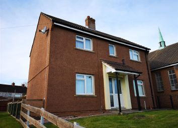 Thumbnail 3 bed detached house to rent in Meads Court, Bulwark Avenue, Bulwark, Chepstow