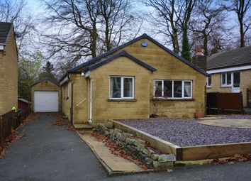 Thumbnail 3 bed detached bungalow for sale in Netherlea Drive, Netherthong, Holmfirth