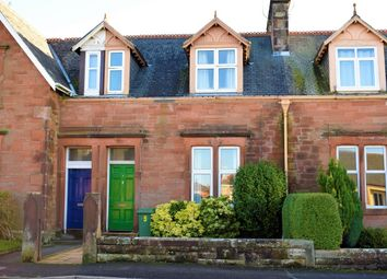 Thumbnail 3 bed terraced house for sale in 5 Edward Place, Annan, Dumfries & Galloway