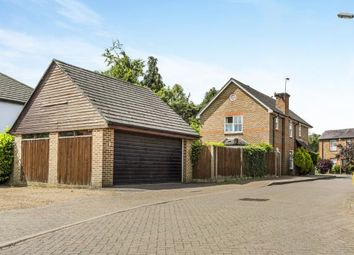Thumbnail 3 bed detached house to rent in Brisson Close, Esher
