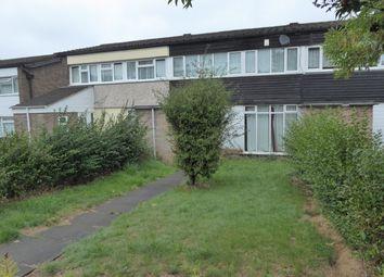 Thumbnail 4 bed terraced house for sale in Larkhill Walk, Birmingham