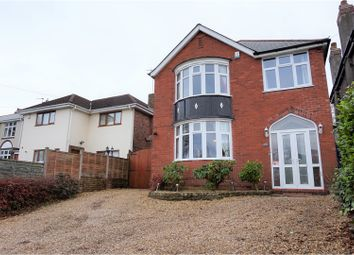 Thumbnail 3 bed detached house for sale in Oakham Road, Oakham, Dudley
