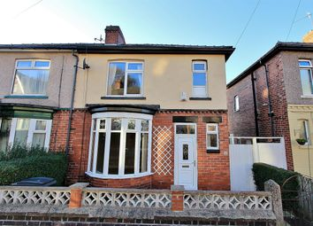 Thumbnail 3 bedroom semi-detached house for sale in Firth Park Crescent, Firth Park, Sheffield
