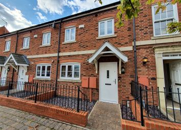 Thumbnail 3 bed terraced house for sale in Halfpenny Close, Birstall, Leicester
