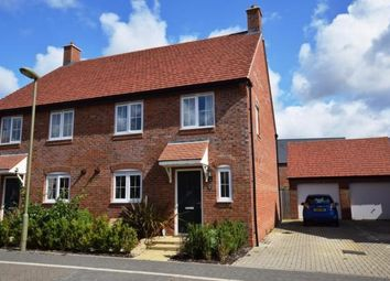 Thumbnail 4 bed semi-detached house for sale in Catterick Road, Bicester