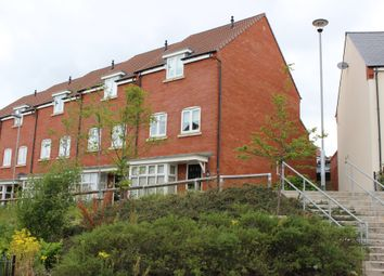 Thumbnail 4 bed end terrace house for sale in Raleigh Road, Yeovil