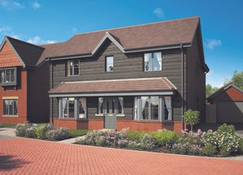 Thumbnail 4 bed detached house for sale in The Celandine, Popeswood Grange, London, Binfield, Berkshire
