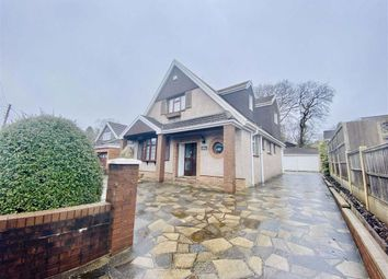 Thumbnail 4 bed detached house for sale in Gorwydd Road, Gowerton, Swansea
