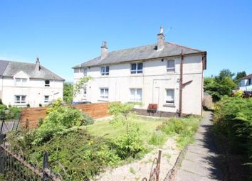 Thumbnail 2 bed flat for sale in Gallowhill Grove, Lenzie, Kirkintilloch, Glasgow