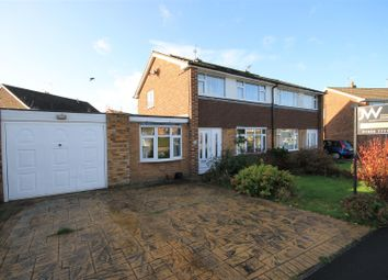 Thumbnail 3 bed semi-detached house for sale in Ormesby Crescent, Northallerton