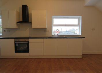 Thumbnail 2 bed flat to rent in Commercial Street, Hereford