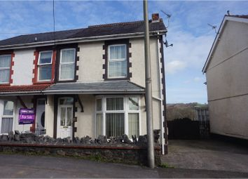 Thumbnail 3 bed semi-detached house for sale in Llandeilo Road, Llandybie, Ammanford